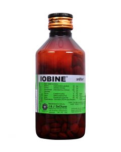 J And J Dechane Iobine Tablets