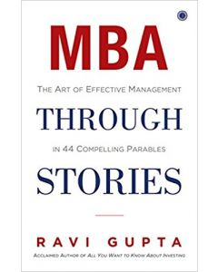 MBA Through Stories by Ravi Gupta