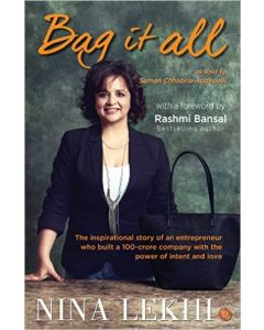 Bag it All by Lekhi Nina