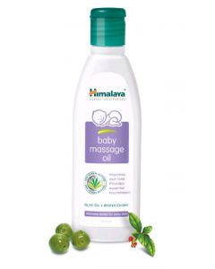Himalaya Baby Massage Oil