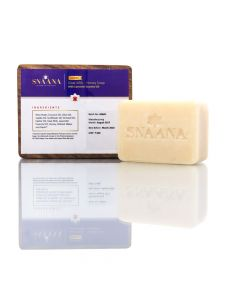 Snaana Baby GOAT MILK – HONEY Soap With LAVENDAR Essential Oil