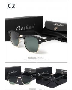 New UV400 polarized sunglasses for women's classic of high-quality anti-glare prominent