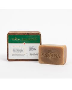 SnaanaGOAT MILK - MARIGOLD-THYME Soap For Eczema/Psoriasis Skin Conditions