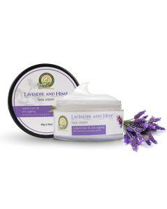 Health Horizons Lavender and Hemp Face Cream