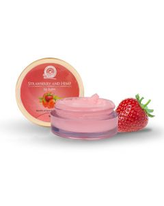 Health Horizons Strawberry and Hemp Lip Balm