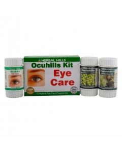 Herbal Hills Ocuhills Kit   Natural Eye care programme