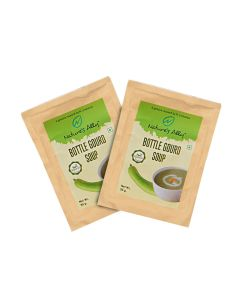 Natures Ally Bottle gourd soup( combo Pack) - 100g