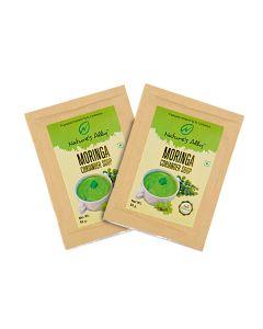 Nature's Ally Moringa coriander soup(combo) - 100g