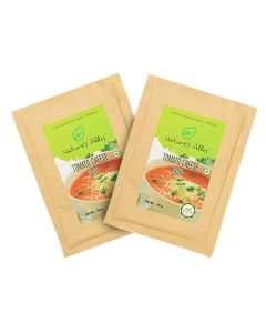 Natures Ally Tomato Cheese Soup ( combo pack) - 100g