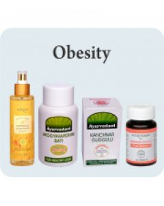 Ayurvedant Obesity Combo Package