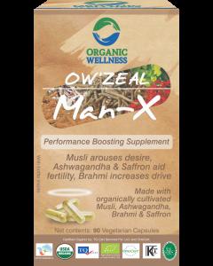 Organic Wellness Heal Man X Capsule