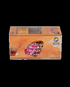 Organic Wellness Real Cinnamon Indian Rose