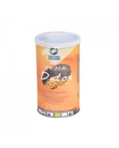 Organic Wellness Zeal Detox (100gm Can)