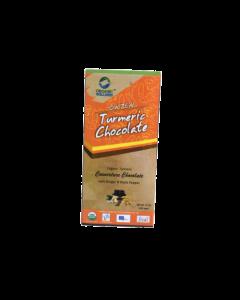 Organic Wellness Zeal Turmeric Chocolate With Ginger