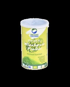 Organic Wellness Zeal Wheatgrass Powder (100gm Can)