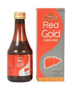 Jolly Red Gold Liver Syrup