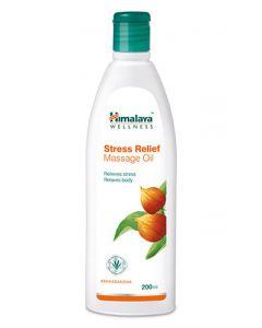 Himalaya Stress Relief Massage Oil