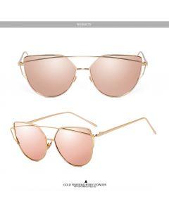 Pink Cat Eye Sunglasses For Women