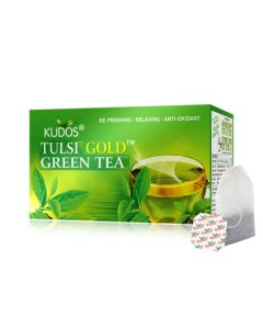 Kudos Tulsi Green Tea