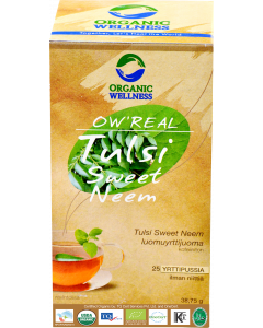 Organic Wellness Real Sweet Neem Tea