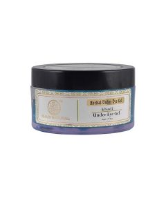 Khadi Natural Ayurvedic Under Eye Gel -50gm