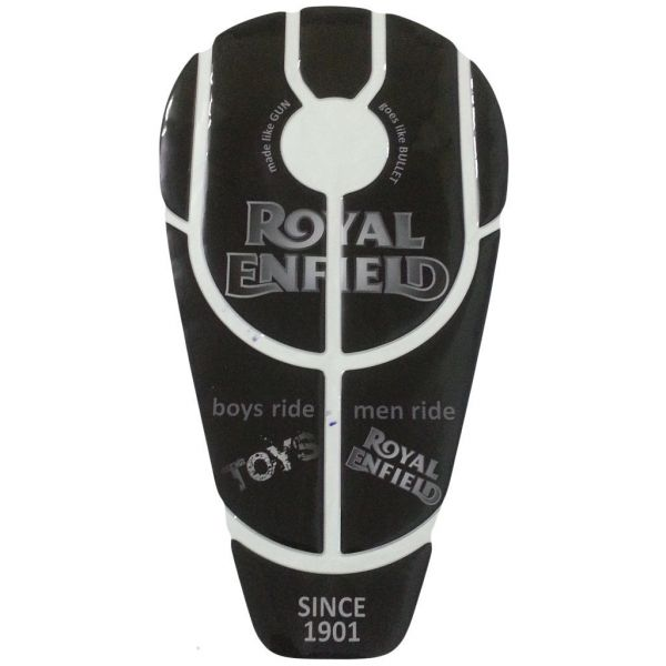 Customized Enfield Bullet Full Tank Pad Tank Sticker Protector Pad For Royal Enfield Classic 350