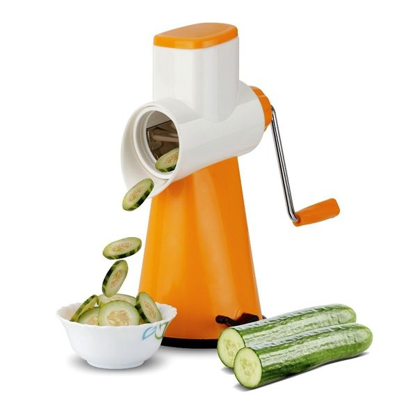 Swift Rotary GRATER & SLICER Vegetable And DRY FRUIT Cutter.