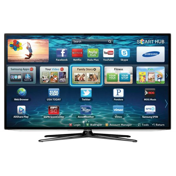 DSN Smart Full HD Flat LED TV 130cm (50