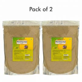 Herbal Hills Shankhpushpi 1 kg powder - Pack of 2 Shankhpushpi brain tonic herbal powder