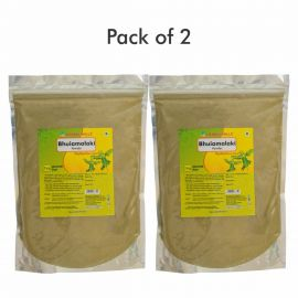 Herbal Hills Bhuiamlaki Powder - 1 kg powder - Pack of 2 Natural herbal powder for liver in bulk pack