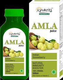 Ayukriti Herbals Amla Juice- 500ml