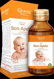 Ayukriti Herbals Bon Apeta Syrup Tonic For Babies - 100ml