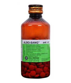 J & J Dechane Albo-Sang Tablets