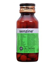 J & J Dechane Senzine Tonic Tablets