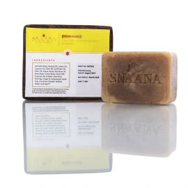 Snaana Young Adults GOAT MILK – CHAI MASALA Soap For Dry Skin