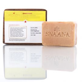 Snaana Young Adults GOAT MILK – CLAY Soap For Oily Skin
