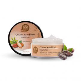 Health Horizons Cocoa and Hemp Body Butter Cream