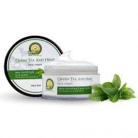 Health Horizons  Green Tea & Hemp Face Cream 50g …