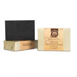 Health Horizons Hemp and Activated Charcoal – Natural Handmade Soap