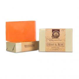 Health Horizons Hemp and Rose Soap