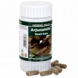 Herbal Hills Arjunahills Capsule