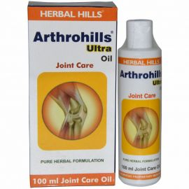 Herbal Hills Arthrohills Ultra Oil Natural Joint care oil