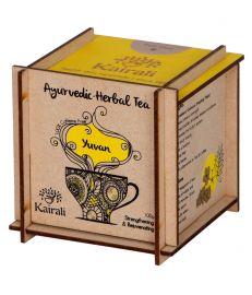 Kairali Yuvan Tea - Strengthening & Rejuvenating (100 grams)