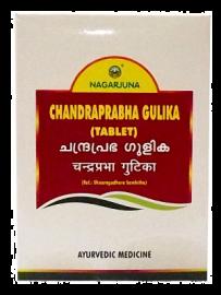 Nagarjuna (Kerala) Chandraprabha Gulika