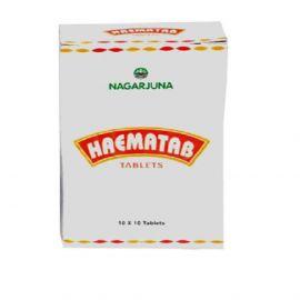 Nagarjuna (Kerela)  Haematab Tablet