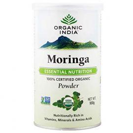 Organic India Moringa Powder 100 grm for Health Care