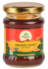 Organic India Organic Honey wild Forest 250 Grm for Health Care