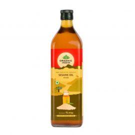 Organic India Organic India Sesame Oil 1 litre for Health Care