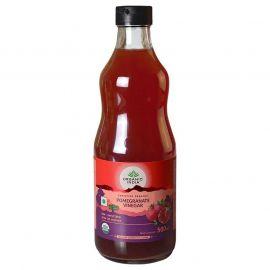 Organic India Organic Pomegranate Cider Vinegar 500 Ml for Health Care