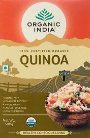 Organic India Quinoa 500 grm for Health Care